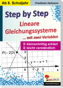 Step by Step / Lineare Gleichungssysteme
