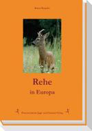 Rehe in Europa