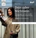 """""""Sein oder Nichtsein"""". Erinnerungen an Peter Zadeks legendäre Hamlet-Inszenierung"""