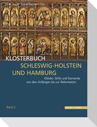 Klosterbuch Schleswig-Holstein und Hamburg - 2 Bände im Set