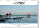 Mexiko - Kultur und Landschaft in Yucatán (Wandkalender 2022 DIN A4 quer)