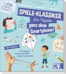 Spiele-Klassiker für Kinder - ganz ohne Smartphone!