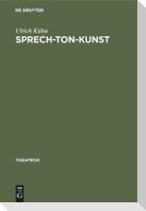 Sprech-Ton-Kunst