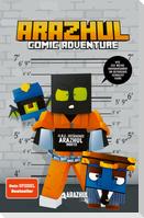 Wie ich meine Hausaufgaben im Gefängnis gemacht habe - Ein Arazhul-Comic-Adventure