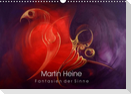 Martin Heine - Fantasien der Sinne (Wandkalender 2022 DIN A3 quer)