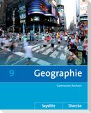 Diercke / Seydlitz Geographie 9. Schülerband. Sekundarstufe 1. Sachsen