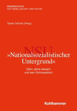 Schultz, Tanjev (Hrsg.). NSU - Zehn Jahre danach und kein Schlussstrich. Kohlhammer W., 2021.