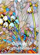 Digitale Formationen (Wandkalender 2021 DIN A4 hoch)