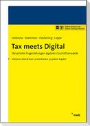 Tax meets Digital