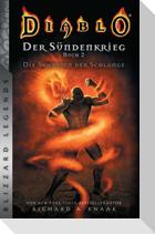 Diablo: Sündenkrieg Buch 2 - Die Schuppen der Schlange