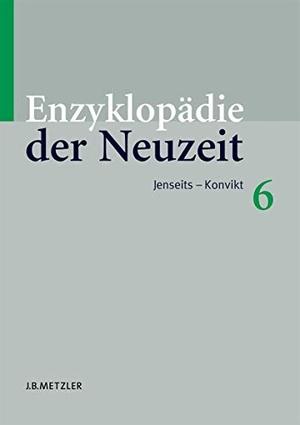 Jaeger, Friedrich (Hrsg.). Enzyklopädie der Neuze