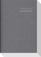 Rudolf Steiner: Schriften. Kritische Ausgabe / Band 3: Intellektuelle Biographien