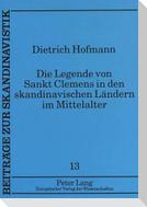 Die Legende von Sankt Clemens in den skandinavischen Ländern im Mittelalter