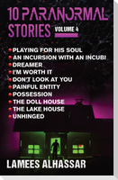 10 PARANORMAL STORIES