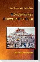 Mörderisches Schwarz-Rot-Gold