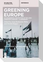 Greening Europe