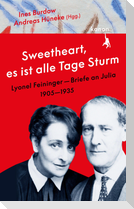 »Sweetheart, es ist alle Tage Sturm« Lyonel Feininger - Briefe an Julia