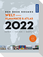 Welt- Almanach & Atlas 2022