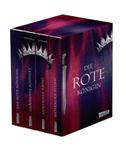 Die Rote Königin: Alle vier Bände im Taschenbuch-Schuber (Die Farben des Blutes)