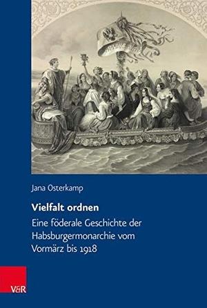 Jana Osterkamp. Vielfalt ordnen - Eine föderale G