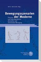 Bewegungsszenarien der Moderne