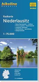 Radkarte Niederlausitz 1:75.000 (RK-BRA11)