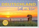 DEUTSCHLAND - Licht am Meer (Tischkalender 2022 DIN A5 quer)