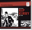 Rip Kirby: Die kompletten Comicstrips / Band 11 1959 - 1960