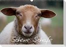 Schöne Schafe (Wandkalender 2022 DIN A3 quer)