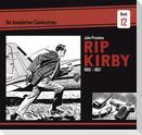 Rip Kirby: Die kompletten Comicstrips / Band 12 1960 - 1962