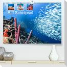 Riff Schnipsel (Premium, hochwertiger DIN A2 Wandkalender 2022, Kunstdruck in Hochglanz)