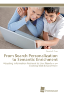 From Search Personalization to Semantic Enrichment