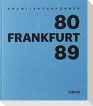 Architekturführer Frankfurt 1980-1989