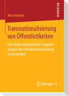 Transnationalisierung von Öffentlichkeiten