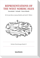 Representations of the West Nordic Isles