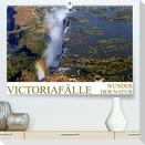 VICTORIAFÄLLE Wunder der Natur (Premium, hochwertiger DIN A2 Wandkalender 2022, Kunstdruck in Hochglanz)