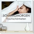 Sonntagmorgen - Traumschönheiten (Premium, hochwertiger DIN A2 Wandkalender 2022, Kunstdruck in Hochglanz)
