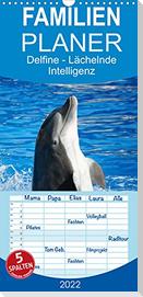 Delfine - Lächelnde Intelligenz (Wandkalender 2022 , 21 cm x 45 cm, hoch)