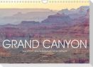 Grand Canyon - Perspektiven einer außergewöhnlichen Schlucht (Wandkalender 2022 DIN A4 quer)