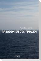 Paradoxien des Finalen