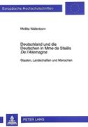 Deutschland und die Deutschen in Mme de Staëls De l'Allemagne