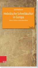 Hebräische Schreibkultur in Europa