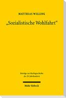 Sozialistische Wohlfahrt