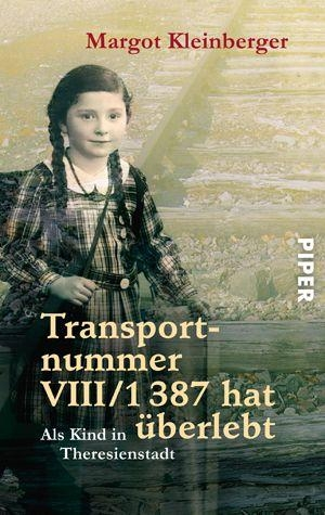 Kleinberger, Margot. Transportnummer VIII/1387 hat