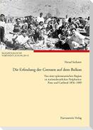 Die Erfindung der Grenzen auf dem Balkan