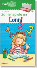 Vorschule/ 1. Klasse: Zahlenspiele mit Conni