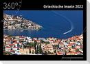 360° Griechische Inseln Premiumkalender 2022