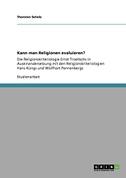 Kann man Religionen evaluieren?