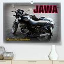 Motorrad-Legenden: JAWA (Premium, hochwertiger DIN A2 Wandkalender 2021, Kunstdruck in Hochglanz)