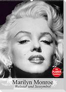 Marilyn Monroe. Weltstar und Sexsymbol (Wandkalender 2022 DIN A2 hoch)